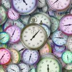 時間の上手な使い方、自分の時間は何よりも大切です