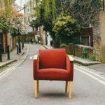 物の引き寄せ、条件に合う椅子を引き寄せました